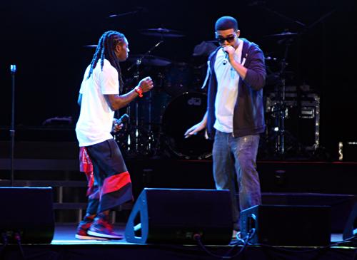 """Drake Ft. Lil Wayne """"Miss Me"""""""