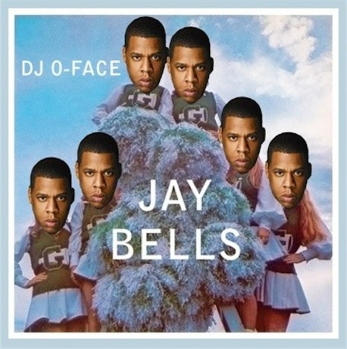 DJ O Face Jay Bells Album Art 497x500 Jay Bells (Jay Z vs. Sleigh Bells)