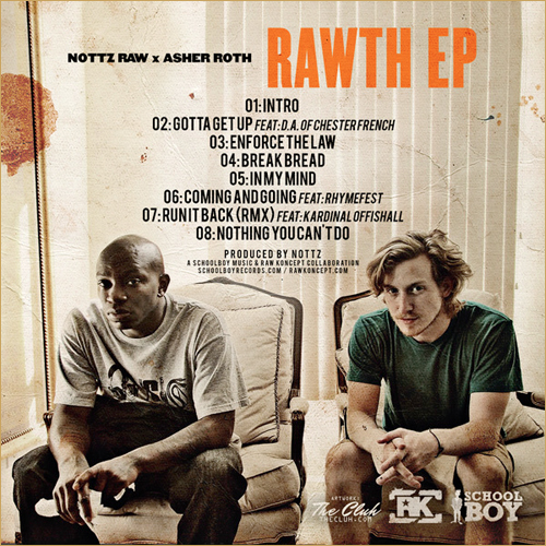 20101217 RAWTH2 Asher Roth x Nottz Raw   Rawth (Free EP)