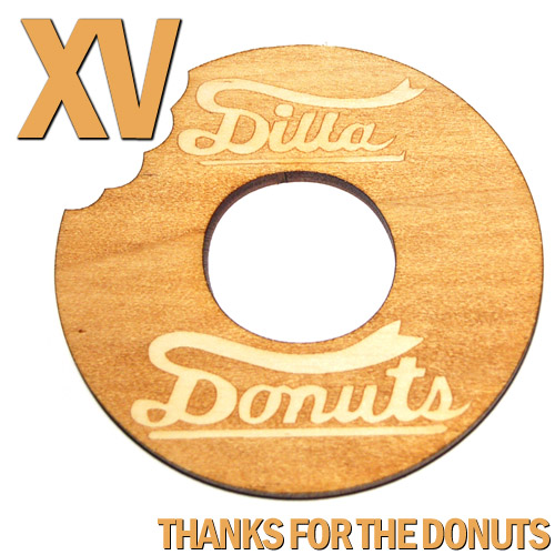coverqf XV & J Dilla   Thanks For The Donuts