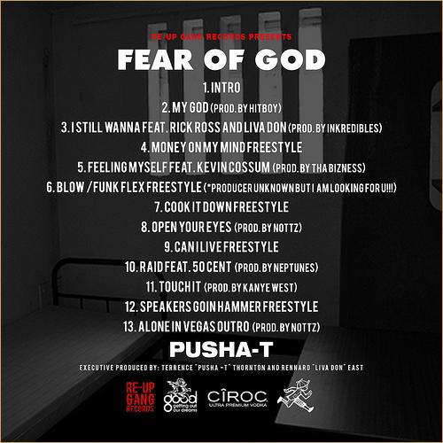 Pusha T mixtape