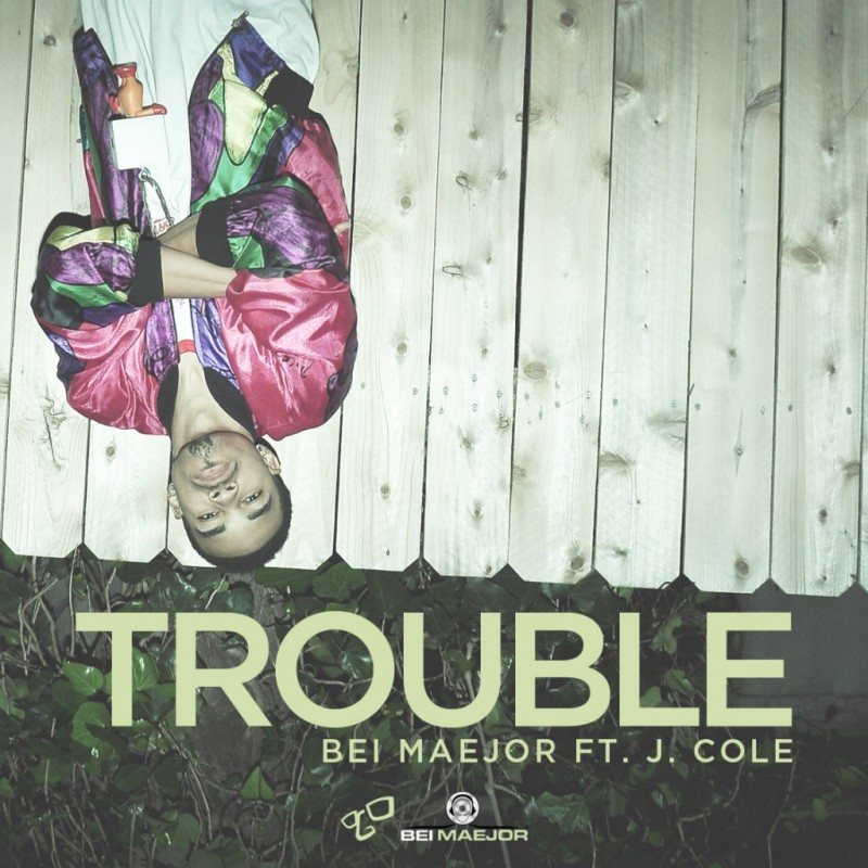 bei maejor trouble 800x800 New! Bei Maejor Ft. J. Cole   Trouble