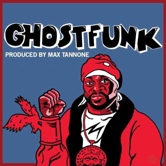 Ghostfunk (Ghostface x Afrofunk): A Remix Project By Max Tannone