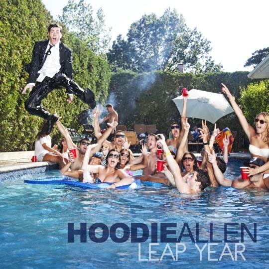 hoodie allen Hoodie Allen   Leap Year (Mixtape)