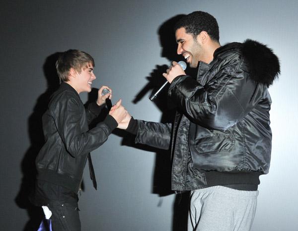 bieber drake 4 Drake Ft. Justin Bieber   Trust Issues (Remix)