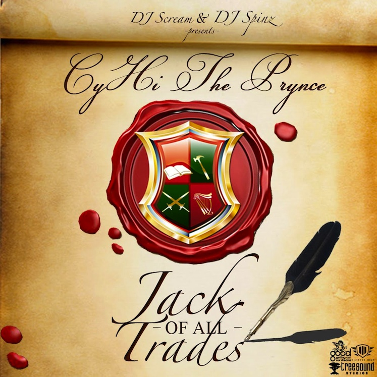 cyhimixtape CyHi The Prynce   *Jack Of All Trades* (Mixtape)
