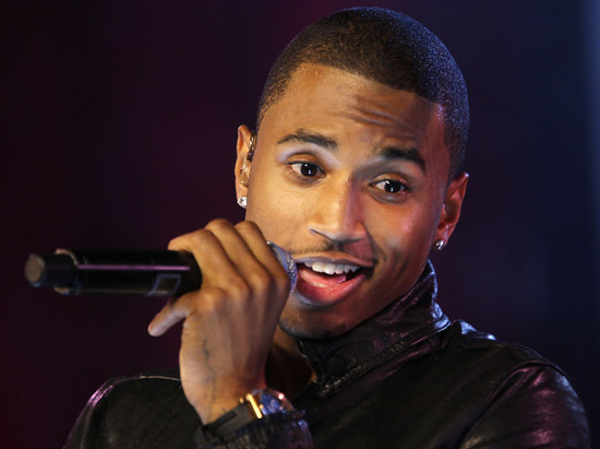 trey songz unplugged closeup new Trey Songz   She Will (Trigga Mix)