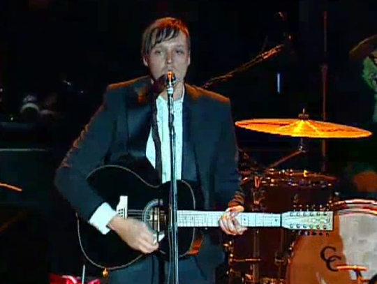 Arcade FIre Video: Arcade Fire Performs at the Bridge School Benefit Concert 2011