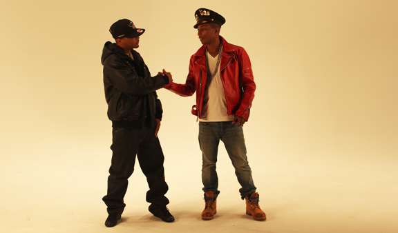 ti pharrell sets Video: T.I. ft. Pharrell   Hear Ye, Hear Ye