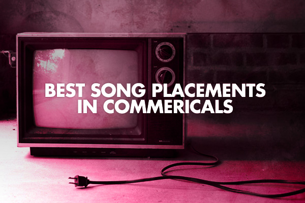 Commercials2 The Best Song Placements In Television Commercials