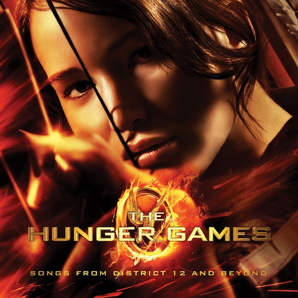 hunger games soundtrack artwork Arcade Fire   Horn Of Plenty