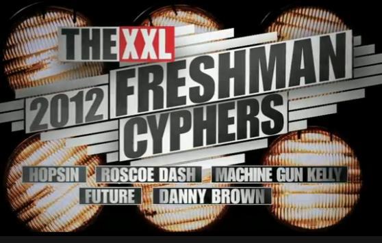 Xxl Freshman 2012 Cypher XXL 2012 Freshmen Cyph...