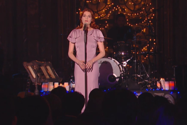 florence1 Video: Florence & The Machine on MTV Unplugged