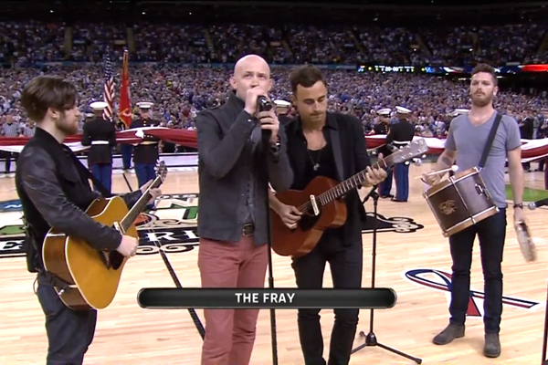 The Fray Suck 66