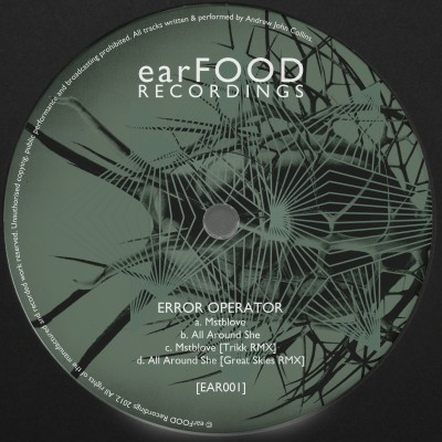 earFOOD 400x400 Exclusive: Error Operators Mix For Pigeons & Planes