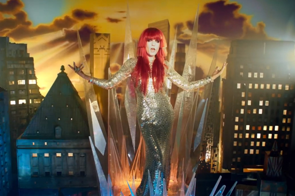 florence Video: Florence + The Machine   Spectrum