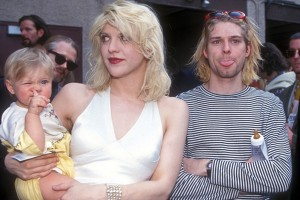 kurt love frances 300x200 Courtney Love Loses Kurt Cobain Publicity Rights