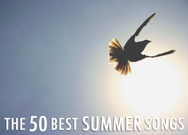 50 Best Summer Songs