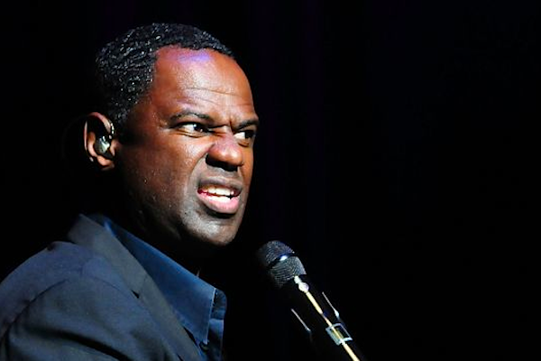 B McKnight Brian McKnight Records New Song For A Porn Site