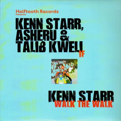 kenn starr asheru a talib kweli if walk the walk 12 400x400 Oddisees 15 Essential Songs