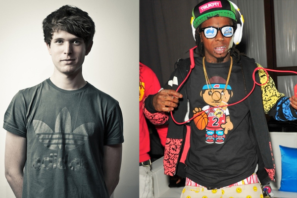 lilwayne james blake James Blake Is Working With Lil Wayne