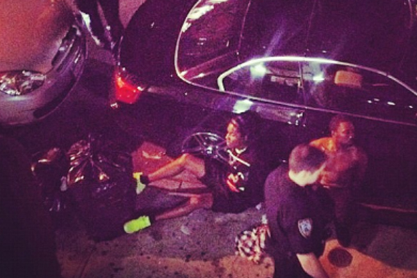 asap 2 A$AP Rocky Arrested In New York City