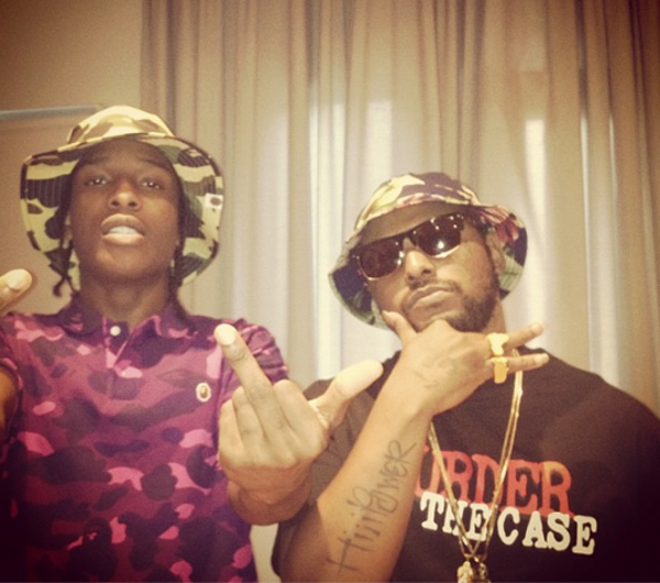 asap rocky schoolboy q copy A$AP Rocky Announces Tour With Schoolboy Q and Danny Brown