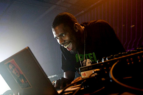 flying lotus Flying Lotus Working With Thom Yorke on New Album