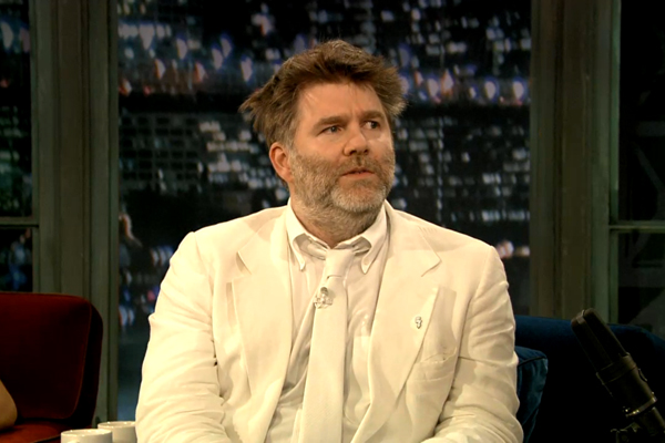james murphy Video: James Murphy On Late Night With Jimmy Fallon