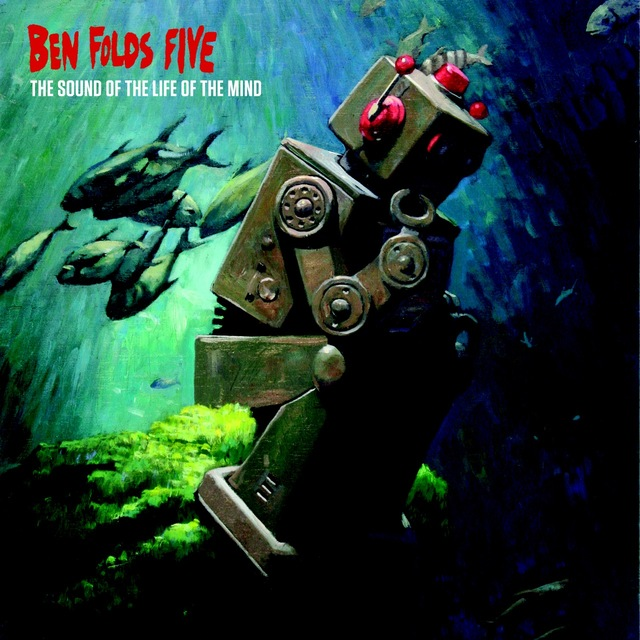 tab width Listen to Ben Folds Fives New Song Off Of Their Forthcoming Album