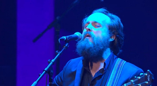 ironandwine Watch Iron & Wine Cover Johnny Cashs The Long Black Veil