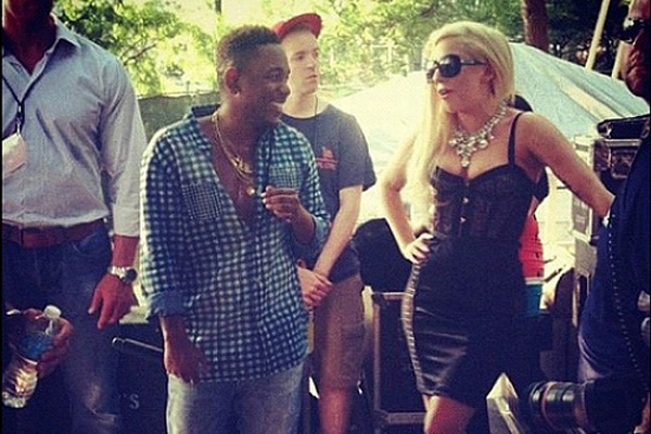kendrick gaga Lady Gaga Set To Appear On Kendrick Lamars Album
