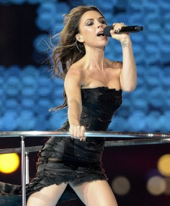 posh2 247x300 Watch The Reunited Spice Girls Perform At The Olympics Closing Ceremony