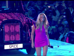 spice girls 3 300x225 Watch The Reunited Spice Girls Perform At The Olympics Closing Ceremony