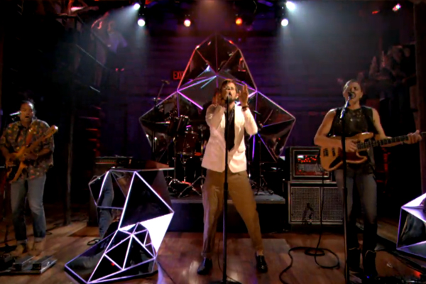 yeasayer5 Video: Yeasayer Performs On Jimmy Fallon