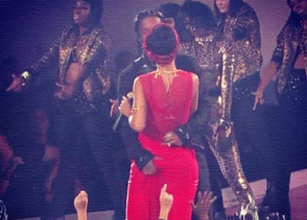 A$AP Rocky on Grabbing Rihanna's Booty, Dark Skinned Girls