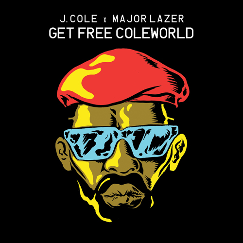 artworks 000031141906 vnuuht original Major Lazer & J. Cole   Get Free ColeWorld