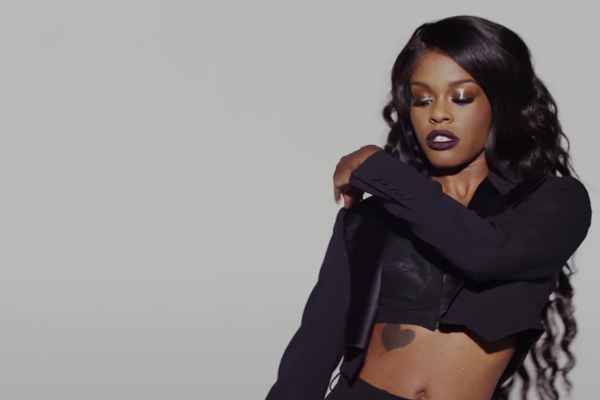 azealia banks Video: Azealia Banks   1991