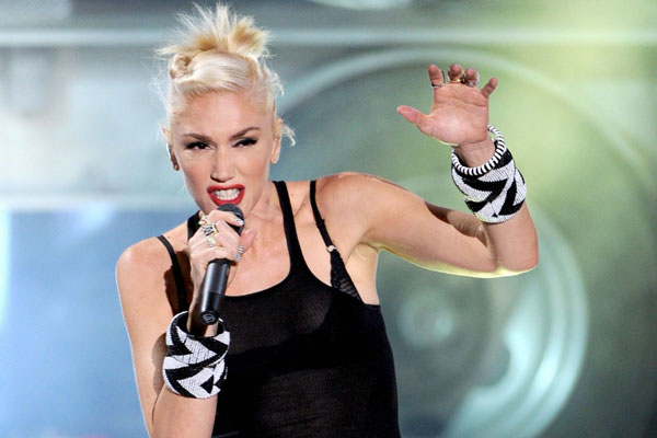 gwen No Doubt   Looking Hot