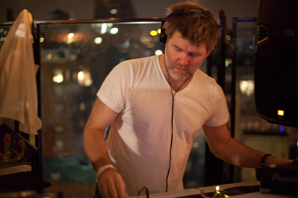 james murphy James Murphy Tells The Story Of Threatening To Beat Up A Fan