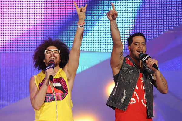 lmfao LMFAO Announces Split