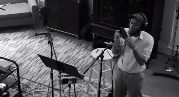 mos def mannie fresh Video: Yasiin Bey and Mannie Fresh in the Studio