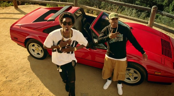 spitta Video: Curren$y ft. Big K.R.I.T. & Wiz Khalifa   Jet Life