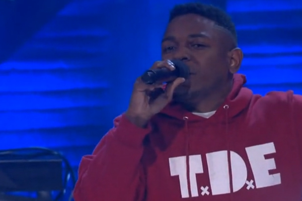 KENANCONAN Video: Kendrick Lamar Performs On Conan