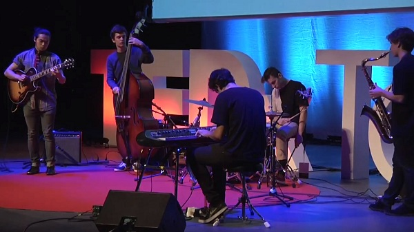 bbng Video: BADBADNOTGOOD Performs in Toronto