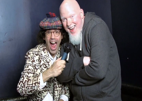 nardwuar brother ali Video: Nardwuar Interviews Brother Ali