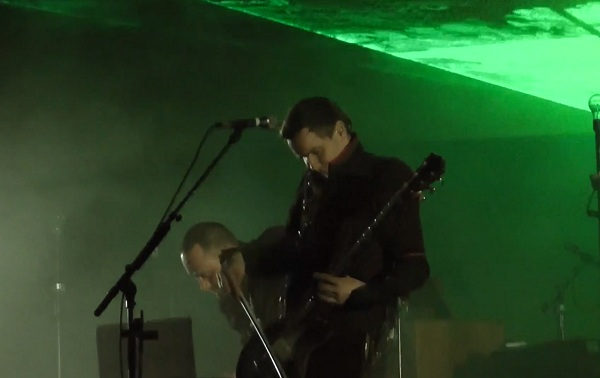 sigur ros Video: Sigur Rós Performs New Song, Brennisteinn