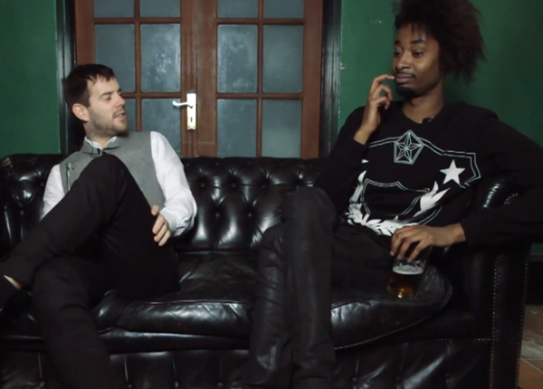 SKINNER BROWN PT2 Back & Forth: Mike Skinner & Danny Brown (Part 2)