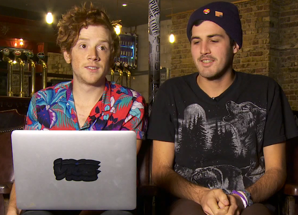 FIDLAR FIDLAR Responds to YouTube Comments, Speaks on Drugs and Masturbating Midgets