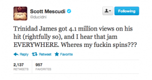 Screen Shot 2013 01 08 at 7.23.02 PM 300x157 Kid Cudi to his Record Label: If Things Dont Change Soon, Theres Gonna Be Some Problems